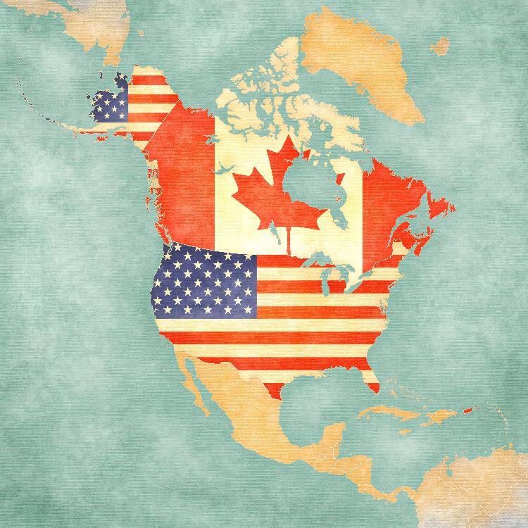 カナダ大学留学とアメリカ大学留学